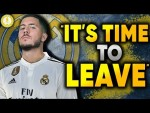BREAKING: Eden Hazard Agrees To Join Real Madrid!   Futbol Mundial