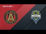 HIGHLIGHTS: Atlanta United FC vs. Seattle Sounders FC   July 15, 2018