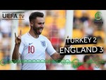 U19 EURO highlights: Turkey 2-3 England