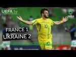U19 EURO highlights: France 1-2 Ukraine