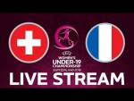 Switzerland vs. France: UEFA Women's Under-19 Championship LIVE!