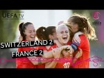 #WU19EURO highlights: Swiss comeback denies France
