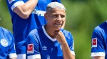 Schalke's Amine Harit returns to training after fatal car accident