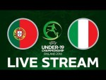 Portugal vs. Italy: UEFA Under-19 Championship LIVE!