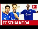 Behind The Scenes At Schalke - McKennie, Naldo & Co.