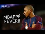 KYLIAN MBAPPÉ: All Champions League GOALS!