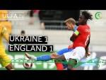 #U19 EURO highlights: Ukraine 1-1 England