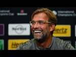 Pre-Season Live: Jürgen Klopp's Borussia Dortmund press conference