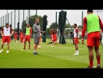 Pre-Season Live: Liverpool train at Bank of America Stadium | Salah, Mane and Keita