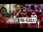 Inside Pre-Season: Liverpool 2-1 Man City   Salah, Sheamus and Trevor Noah in New Jersey