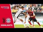 Juventus Turin vs. FC Bayern 2-0   Highlights   International Champions Cup