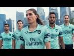 Introducing Arsenal's 2018/19 PUMA third shirt
