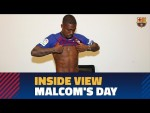 [BEHIND THE SCENES] A day with Malcom