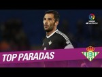 TOP Paradas Real Betis LaLiga Santander 2017/2018