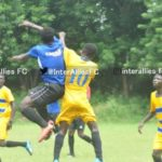 Inter Allies beat Madina Republicans in club friendly
