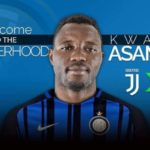 I was convinced to leave Juventus - Kwadwo Asamoah