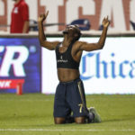 David Accam happy with breathtaking goal against former club Chicago Fire in MLS