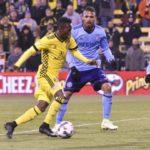 Harrison Afful makes MLS team of the week
