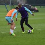 Andre and brother Jordan join Swansea pre-season