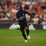 Kwadwo Asamoah insists he feels at home at Inter Milan