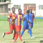Liberty Professionals fight back to share spoils with Hearts of Oak in club friendly