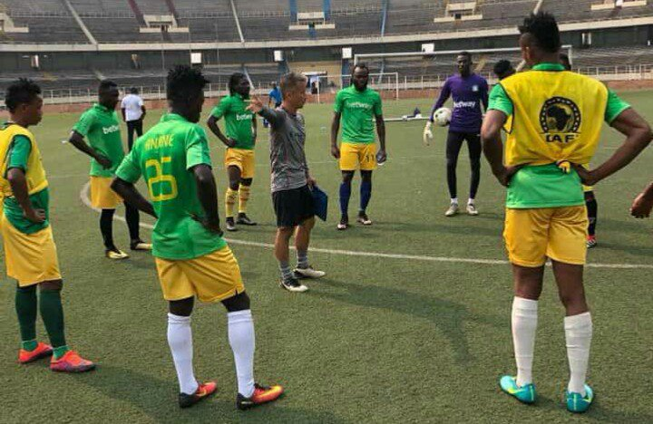 CAF CONFED. CUP: AS Vita Club beat Aduana Stars 2:0