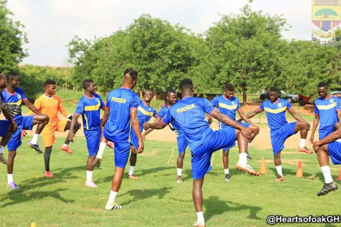 Hearts of Oak to play Liberty Professionals in a friendly match