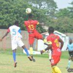 Hearts of Oak beat Liberty Professionals 2:0 in club friendly