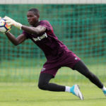 Ghanaian goalkeeper Joseph Anang sets targets after West Ham pro contract