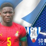 CONFIRMED:  Kingsley Fobi joins SD Ejea