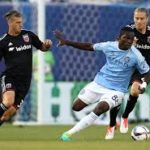 Kwadwo Poku happy to have played with Frank Lampard and Pirlo in MLS