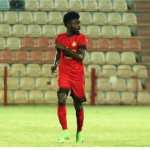 Leonard Owusu adjudged best player in Ashdod League Cup game
