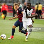 Nicholas Opoku on the verge of leaving Club Africain