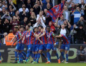 Jeffrey Schlupp wants Crystal Palace to build on impressive win over Man City