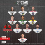 In form Latif Blessing rewarded with a place in the MLS team of the week