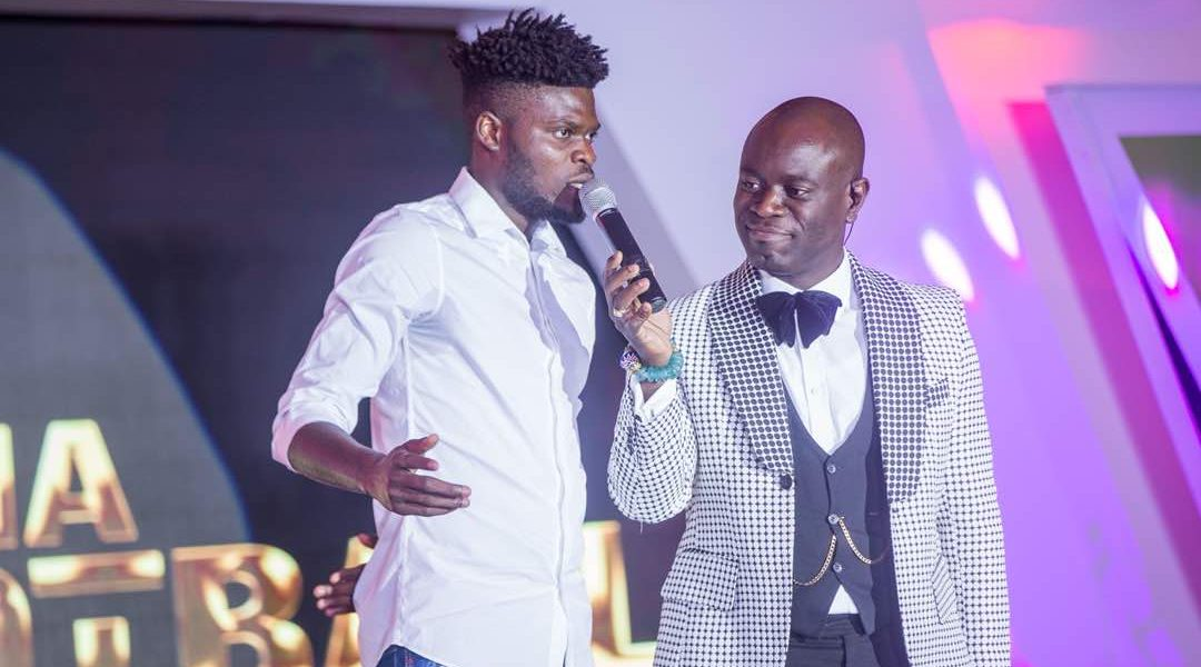Black Stars will bounce back for good - Thomas Partey