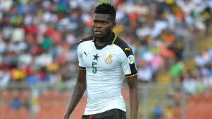 I feel sad Ghana failed to qualify for the World Cup - Thomas Partey