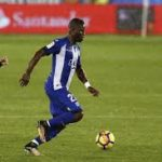 Video: Muburak Wakaso enjoying preseason with Deportivo Alaves