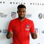 Ghana midfielder Thomas Partey welcomes Lemar's competition at Atletico Madrid