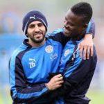 Daniel Amartey begins pre-season with Leicester City