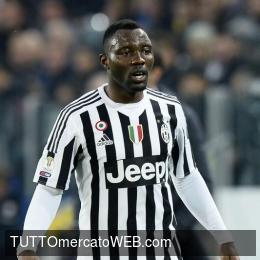 Kwadwo Asamoah lauds Cristiano Ronaldo's move to Juventus