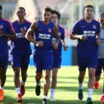 Thomas Partey begins pre-season with Atletico Madrid
