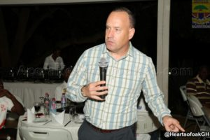 Reason behind Mark Noonan's exit as Hearts of Oak CEO uncovered