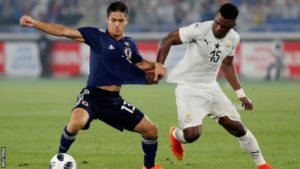 Qadsia defender Rashid Sumaila hopeful of Black Stars call-up