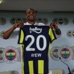Fenerbahce SK coach Philip Cocu delighted with Andre Ayew's arrival