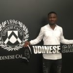 Nicholas Opoku excels in Udinese friendly win over ND Gorica
