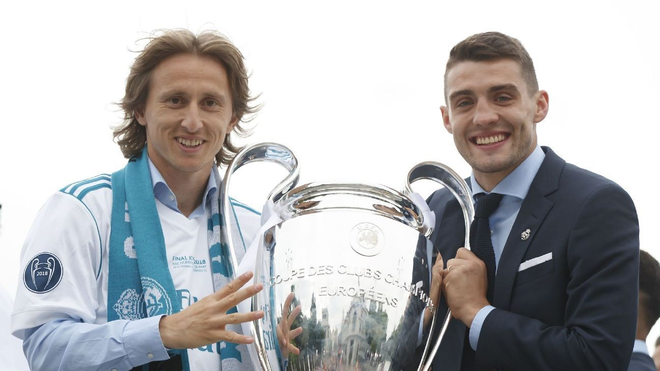 Julen Lopetegui addresses the futures of Mateo Kovacic, Luka Modric, Thibaut Courtois