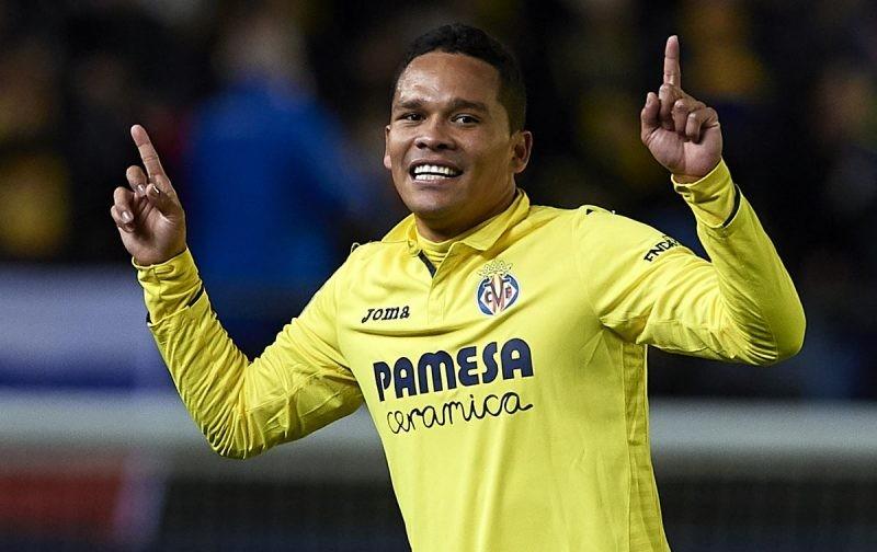 AC Milan demand Villarreal winger in Bacca deal