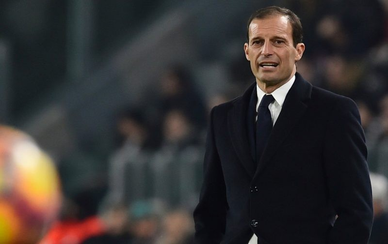 Allegri reveals why he turned down Real Madrid