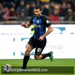INTER - Candreva ready to agree with Monaco